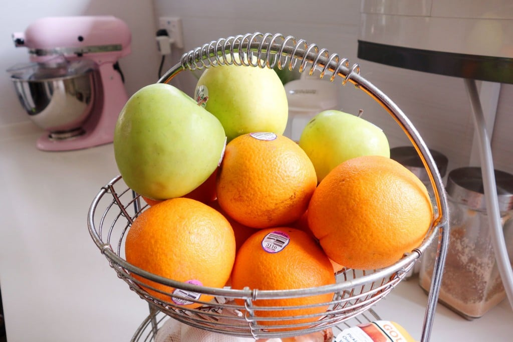 Granny Smiths and Oranges