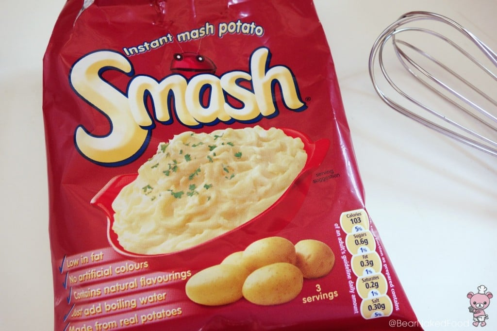 isntant mashed potato