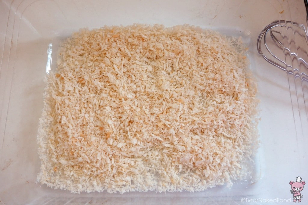 Panko aka Japanese breadcrumb can be found in all major supermarkets