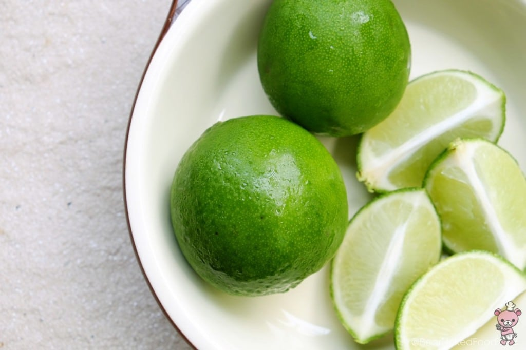 Gonna save them for my lime margaritas! :-D