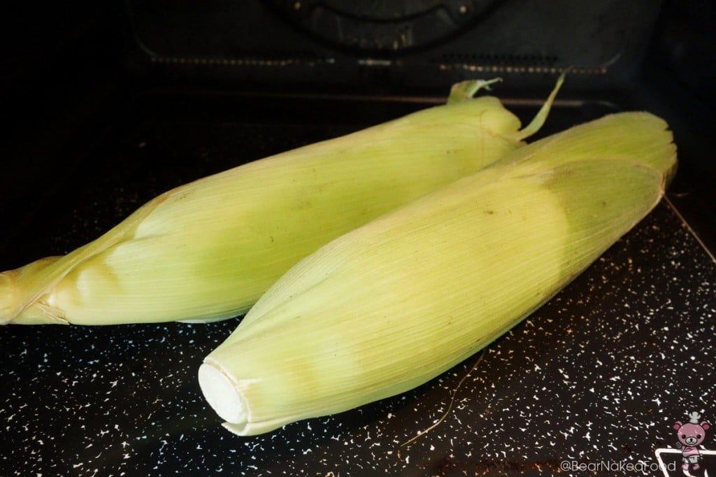 cooking corn in the microwave
