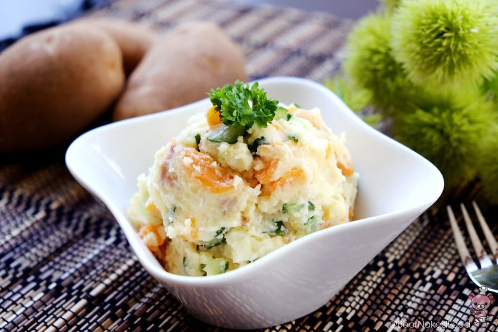 bearnakedfood potato salad