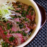 Wagyu Donburi (Aoki / Fat Cow)