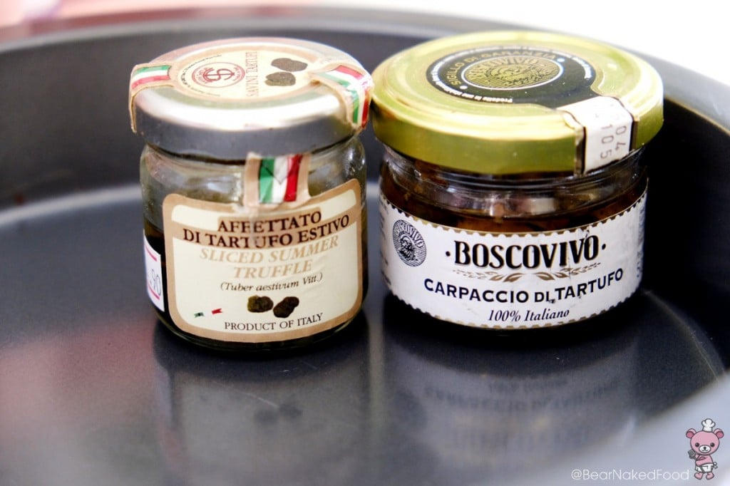 Keep the lid tightly closed to prevent the truffle essence from escaping. I store them in the cupboard.