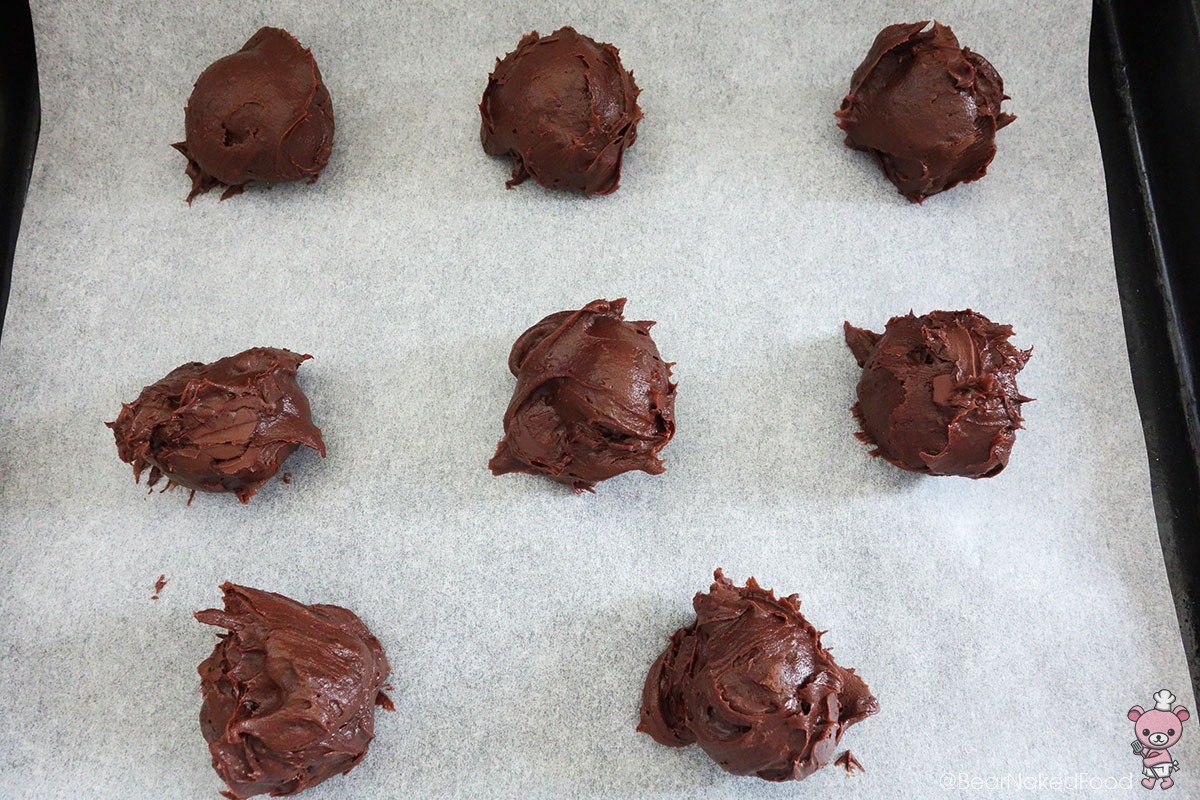 outrageous chocolate cookie dough