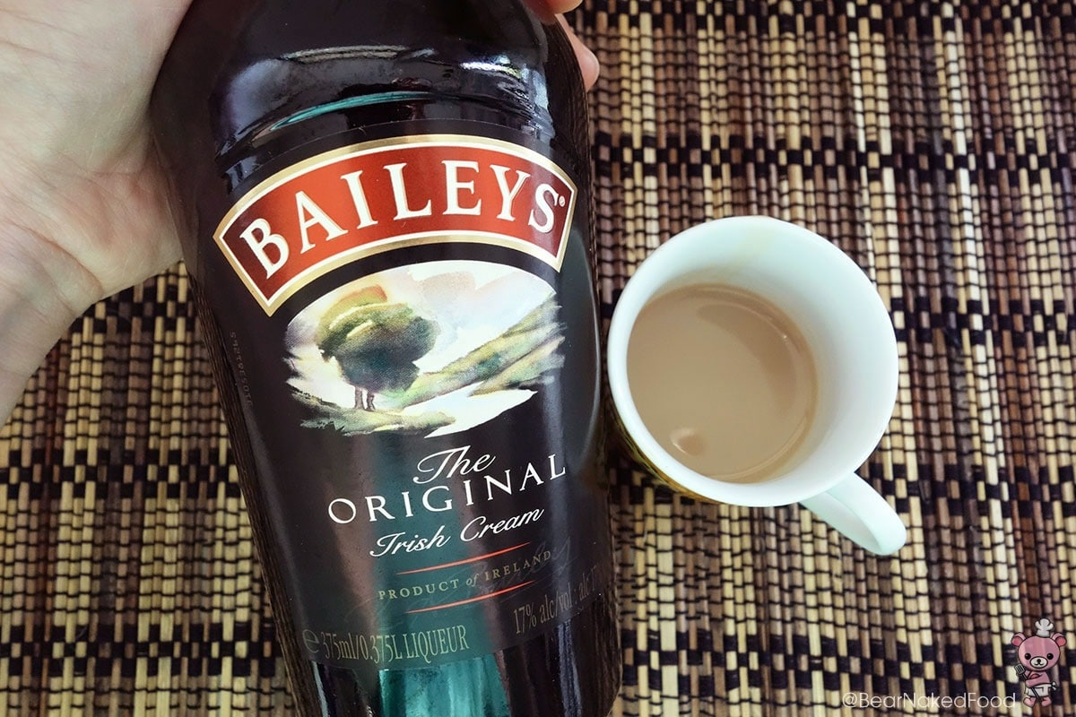 Original Irish bailey's cream