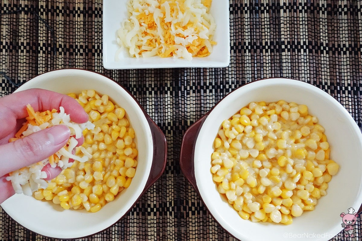 baking creamy corn cheese