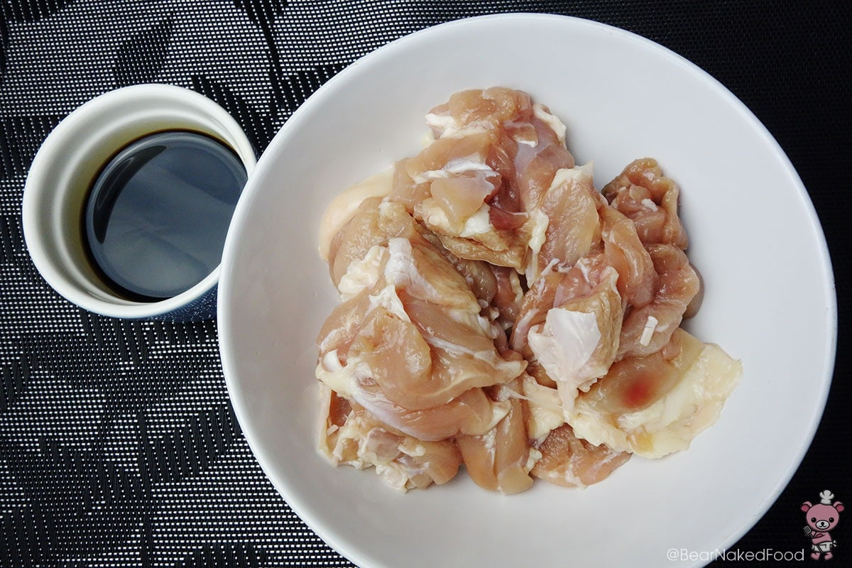 chicken thighs in chunks