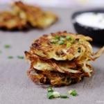 Mini Potato Cakes