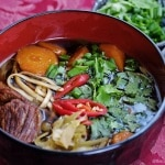 Taiwanese Beef Noodles 牛肉麵