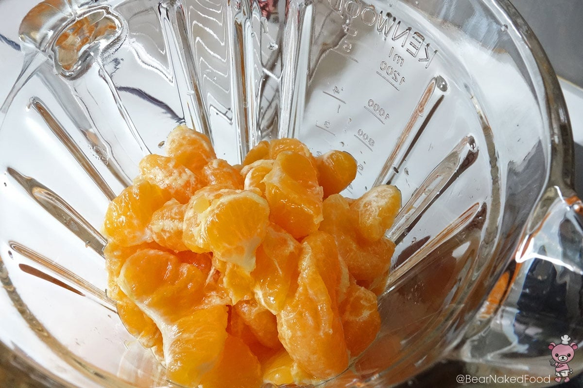 how to make mandarin orange jam