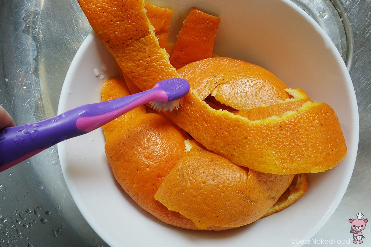 how to make mandarin oranges
