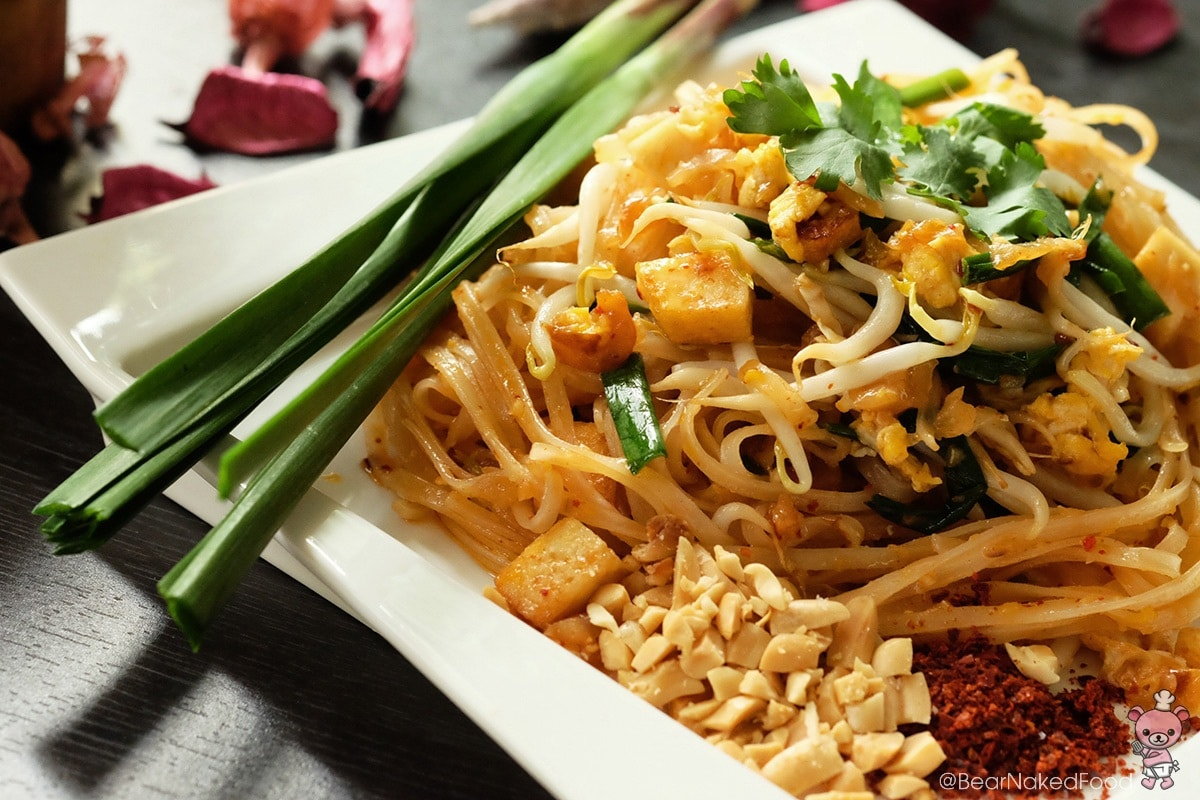 Bear Naked Food Street Food Style Pad Thai