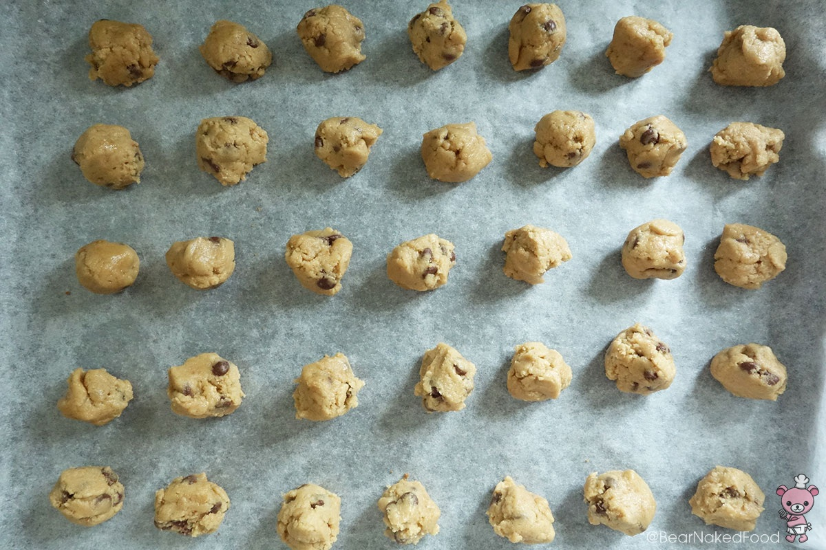 how to make bearnakedfood Almost Famous Amos Cookies