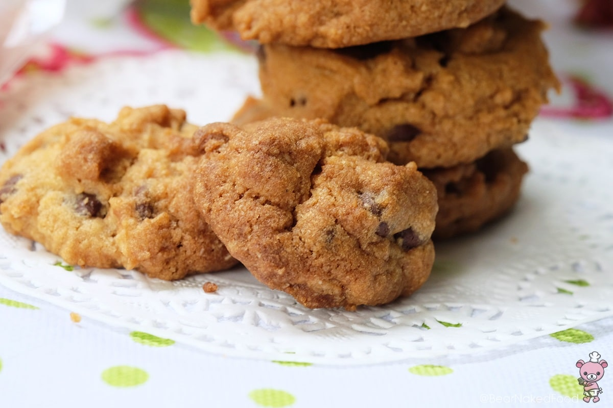 BearNakedFood Almost Famous Amos Cookies