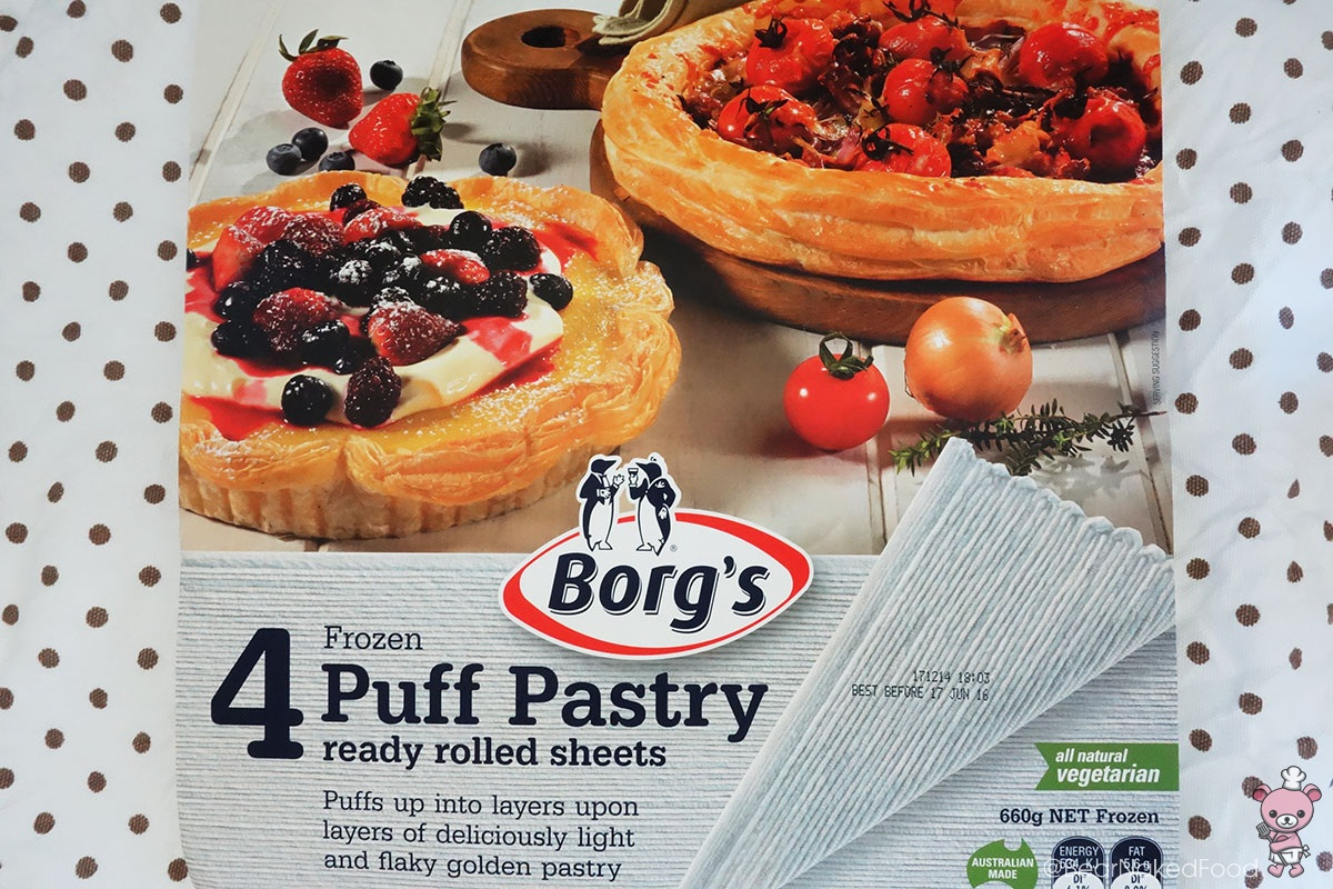 borg's puff pastry