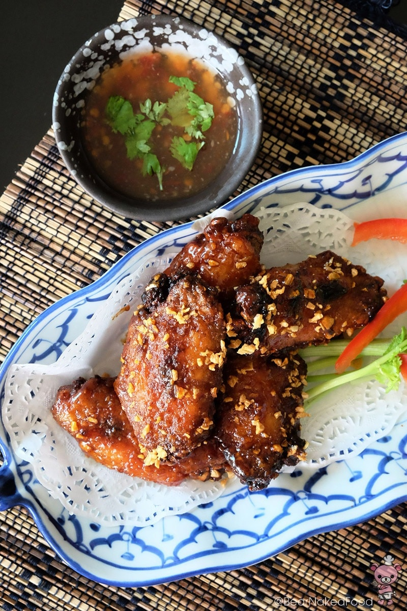 Bear Naked Food Pok Pok Vietnamese Wings