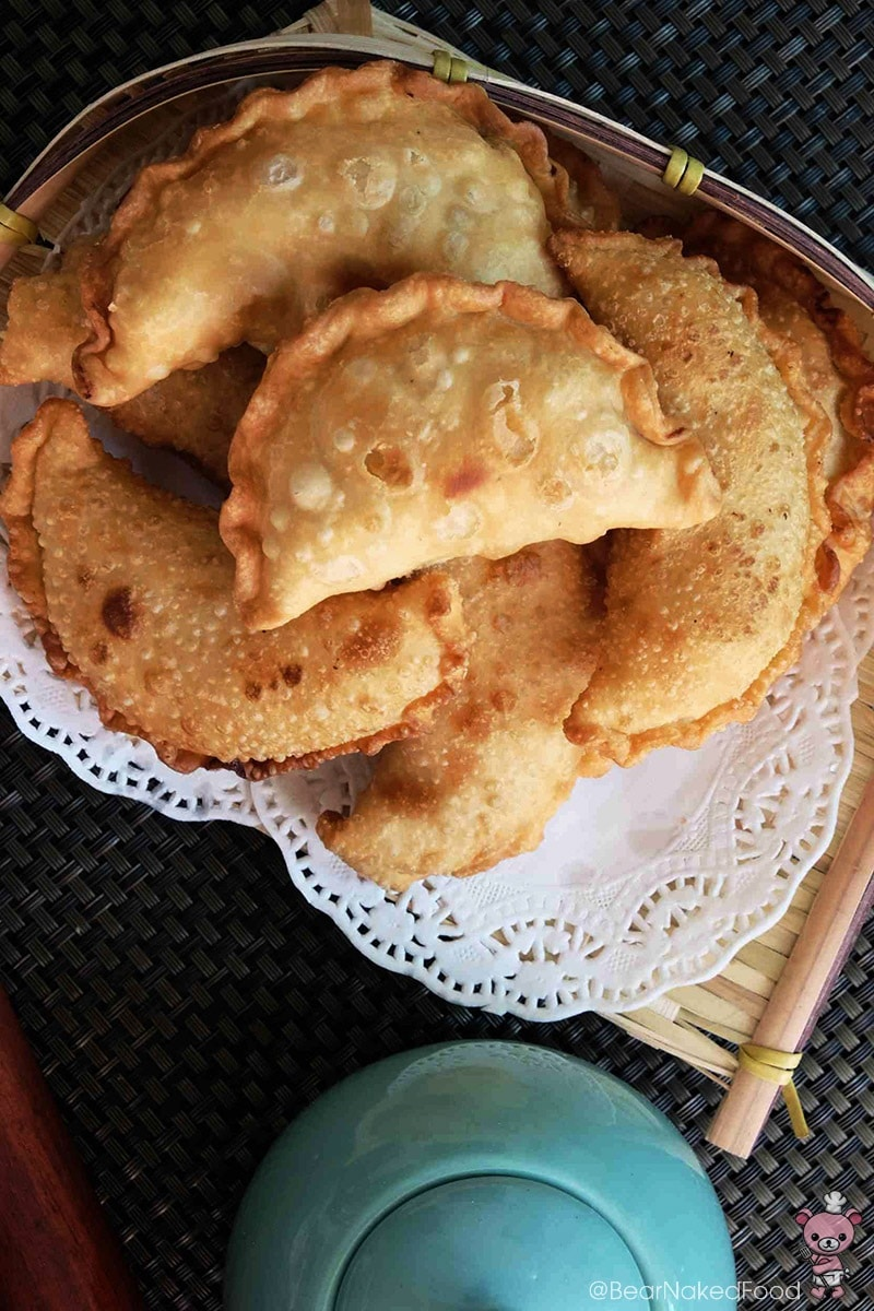 Bear Naked Food Easy Potato Curry Puffs