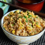 Bear Naked Food Japanese Garlic Fried Rice