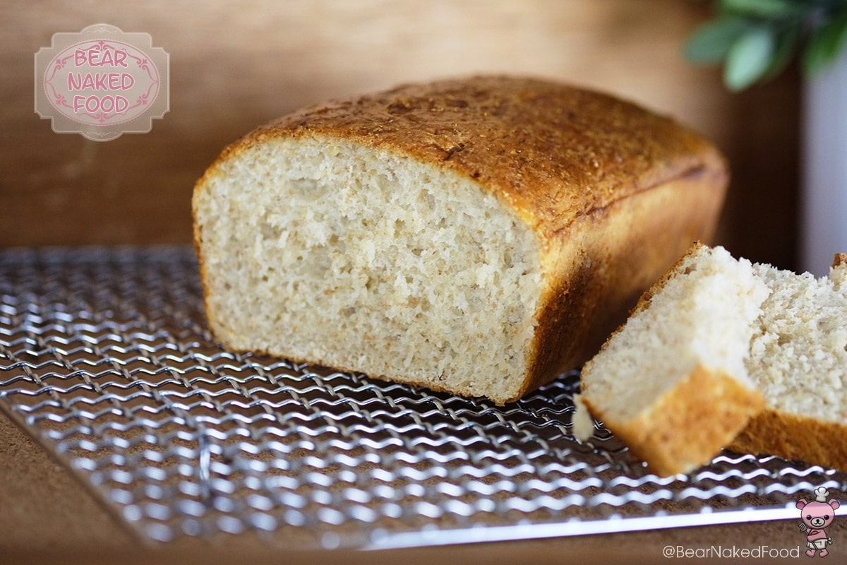 Bear Naked Food Easy Sandwich Bread