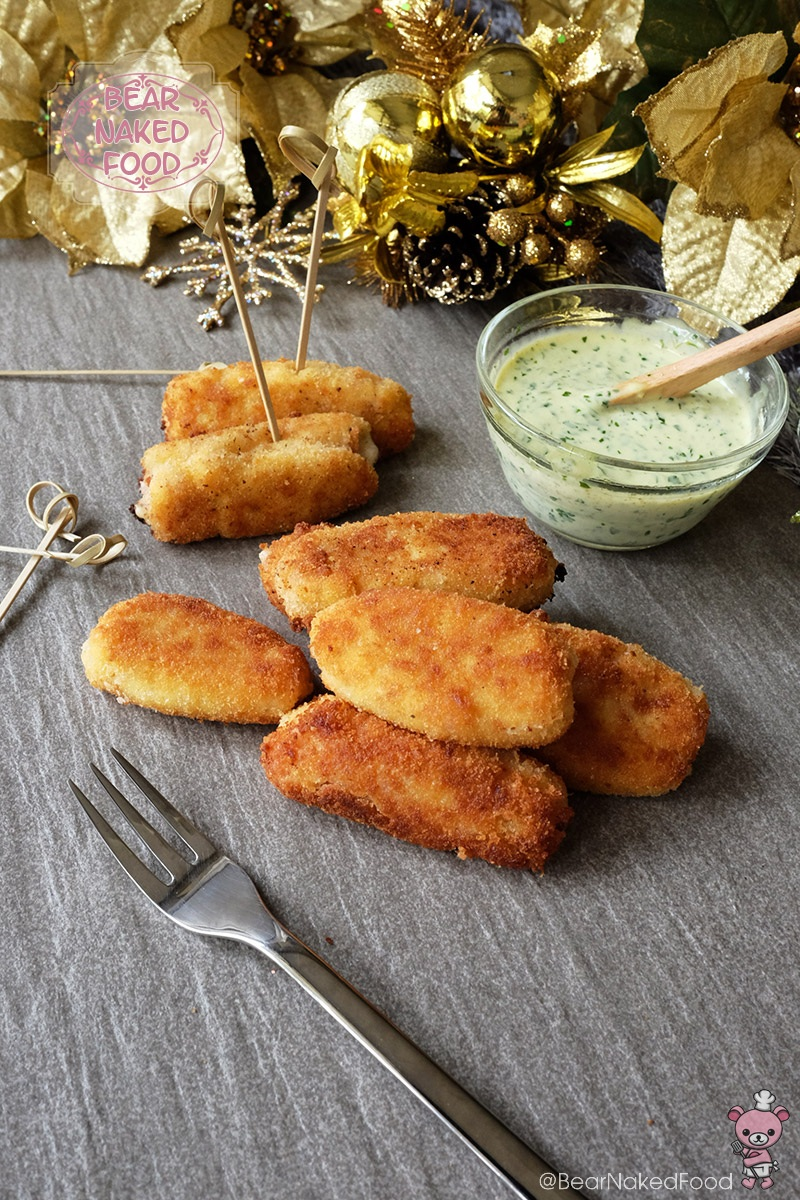 Bear Naked Food Croquetas de Jamon
