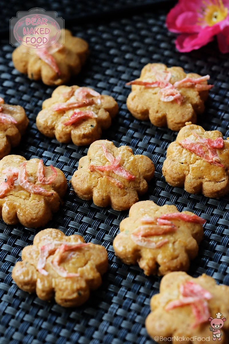 Bear Naked Food Tom Yum Prawn Cookies