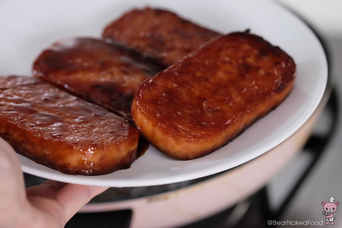 Look at that glaze!