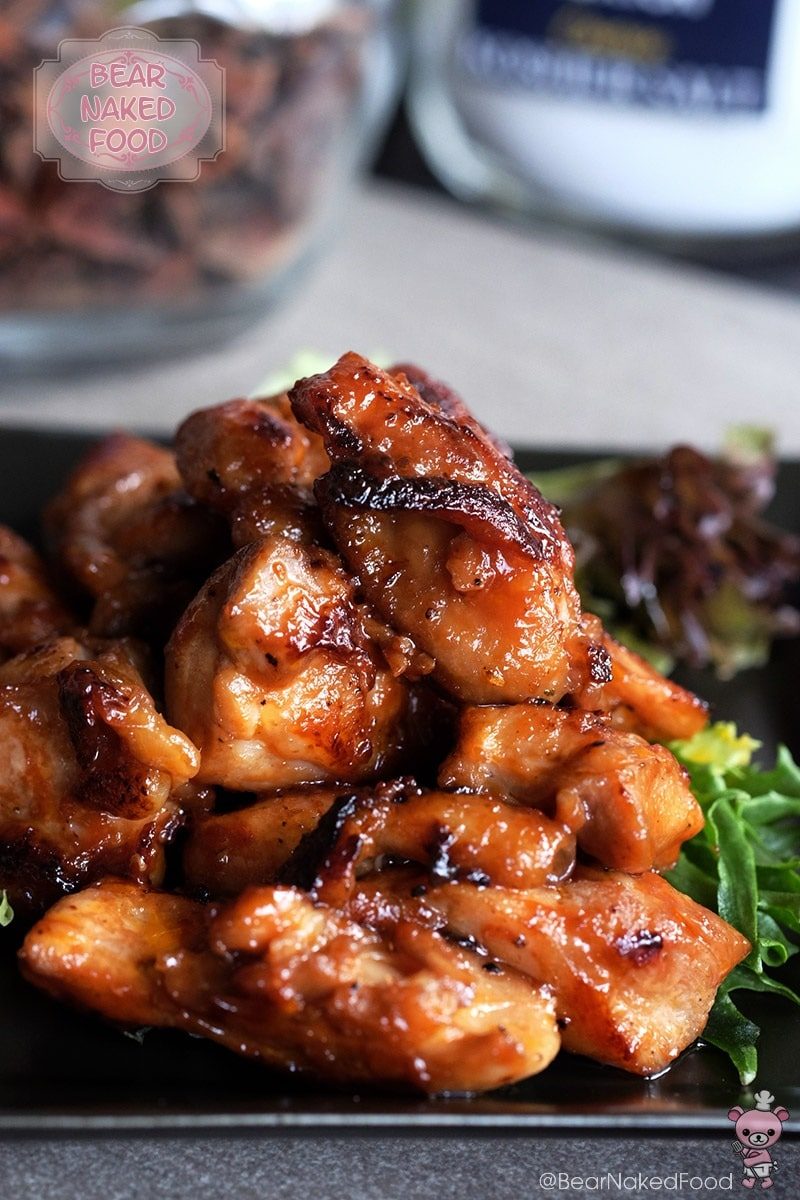 Bear Naked Food Filipino Style Chicken Barbecue