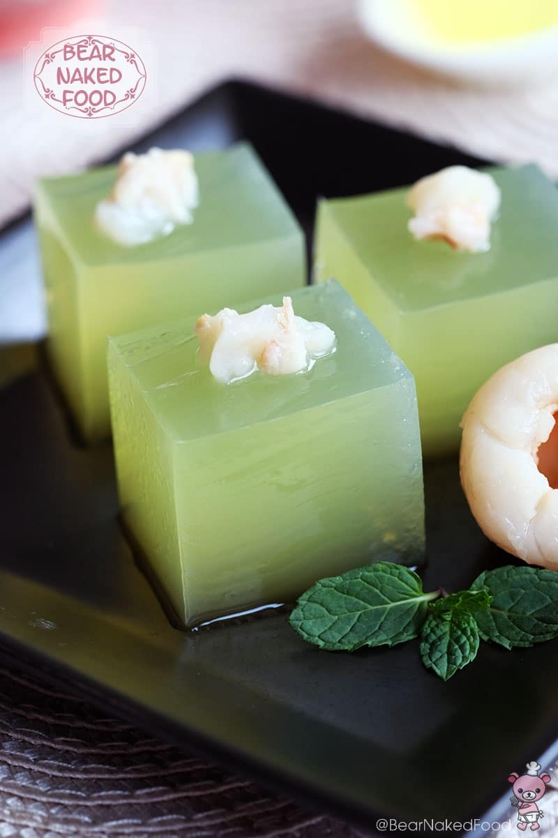 Bear Naked Food Lychee-tini Jelly Shots