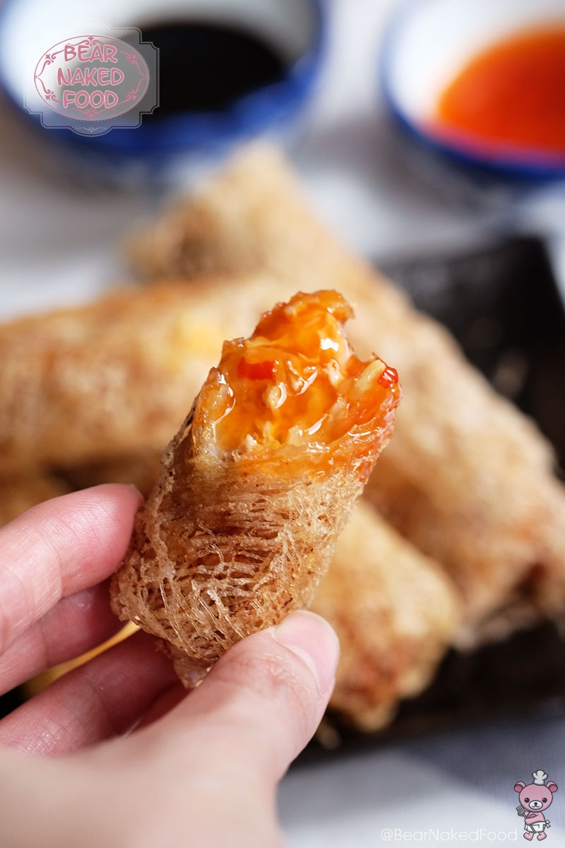 Bear Naked Food Netted Spring Rolls