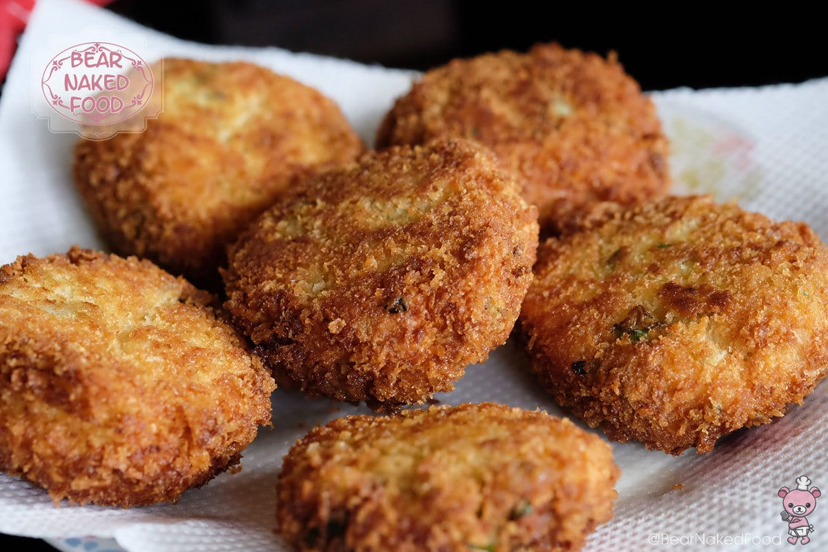 bear naked food easy crab cakes