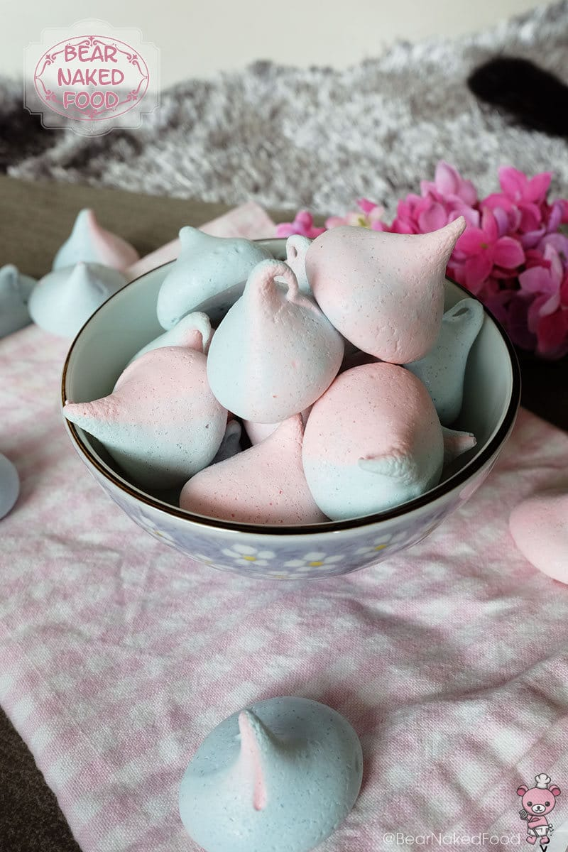 Bear Naked Food Meringue Kisses