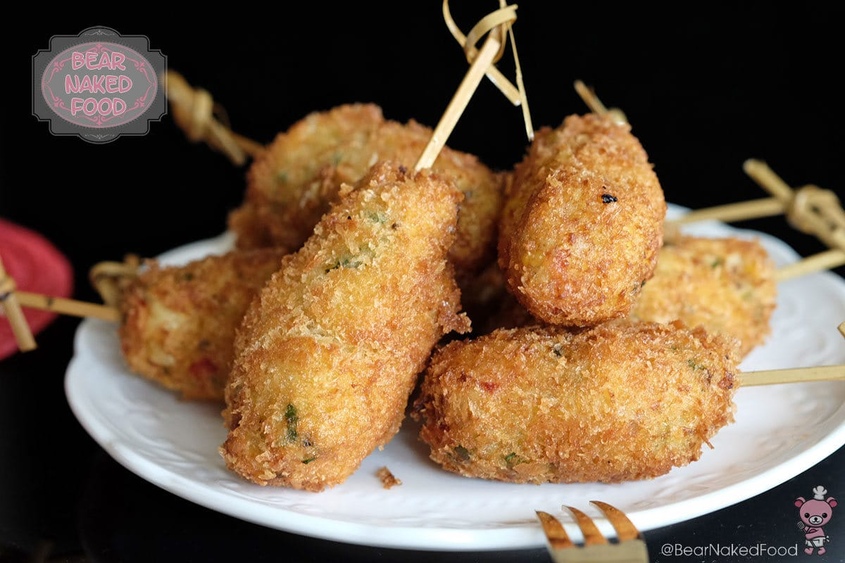 bear naked food crispy corn kebabs
