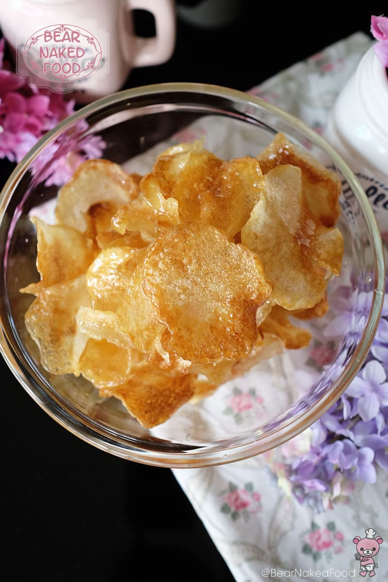 haitai calbee honey butter chips