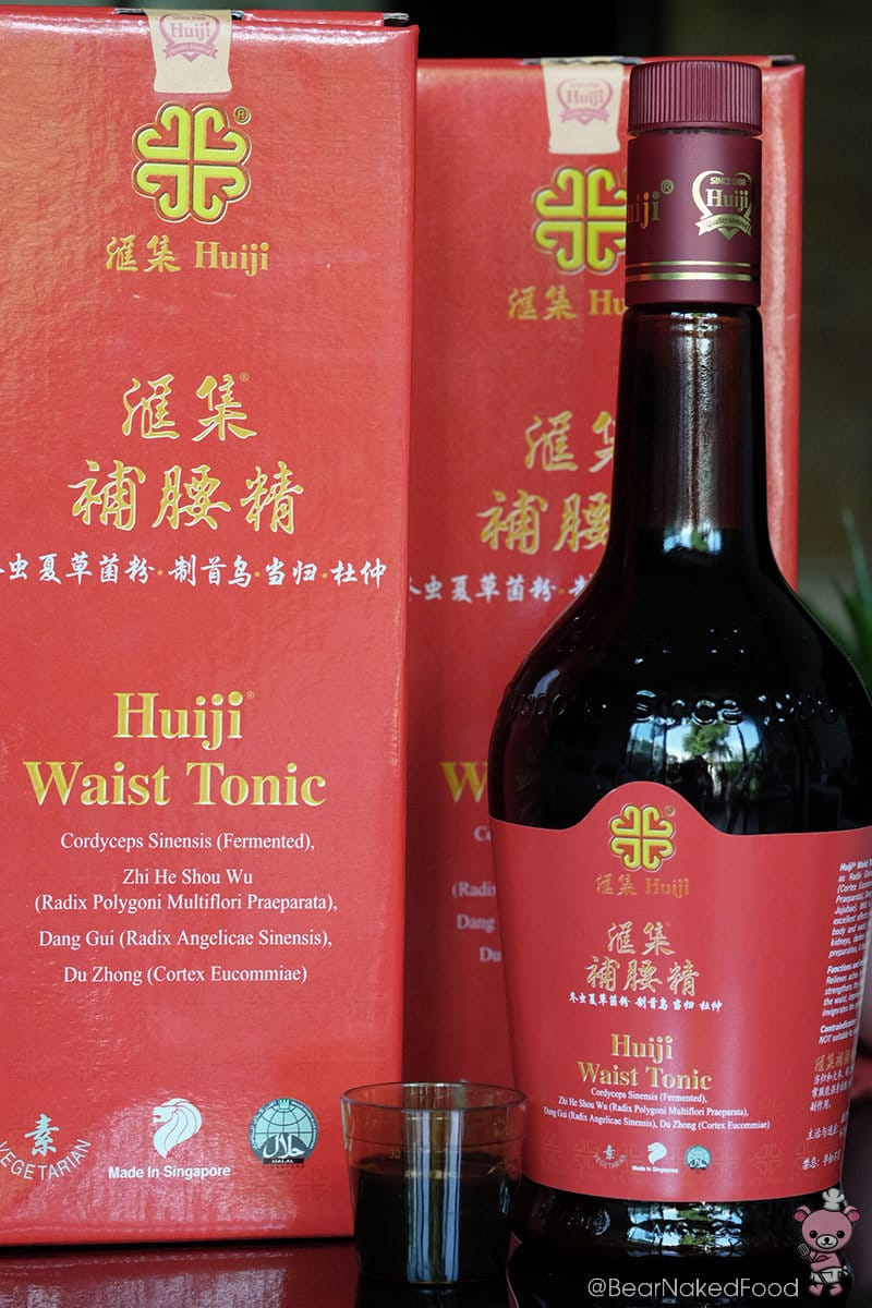 Bear Naked Food Huiji Waist Tonic Review