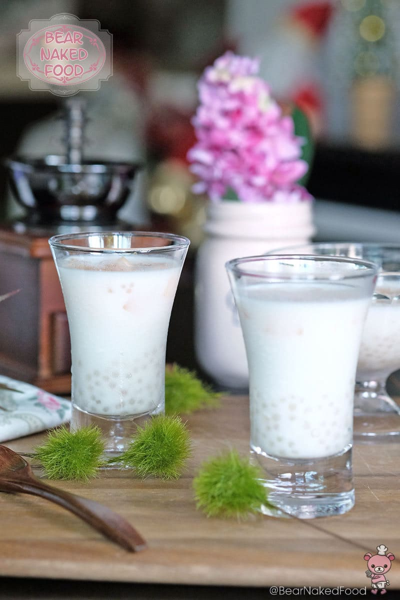 Bear Naked Food Sago Pearls with Melon