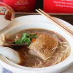 30 days Journey with Huiji Waist Tonic x Herbal Duck Noodles