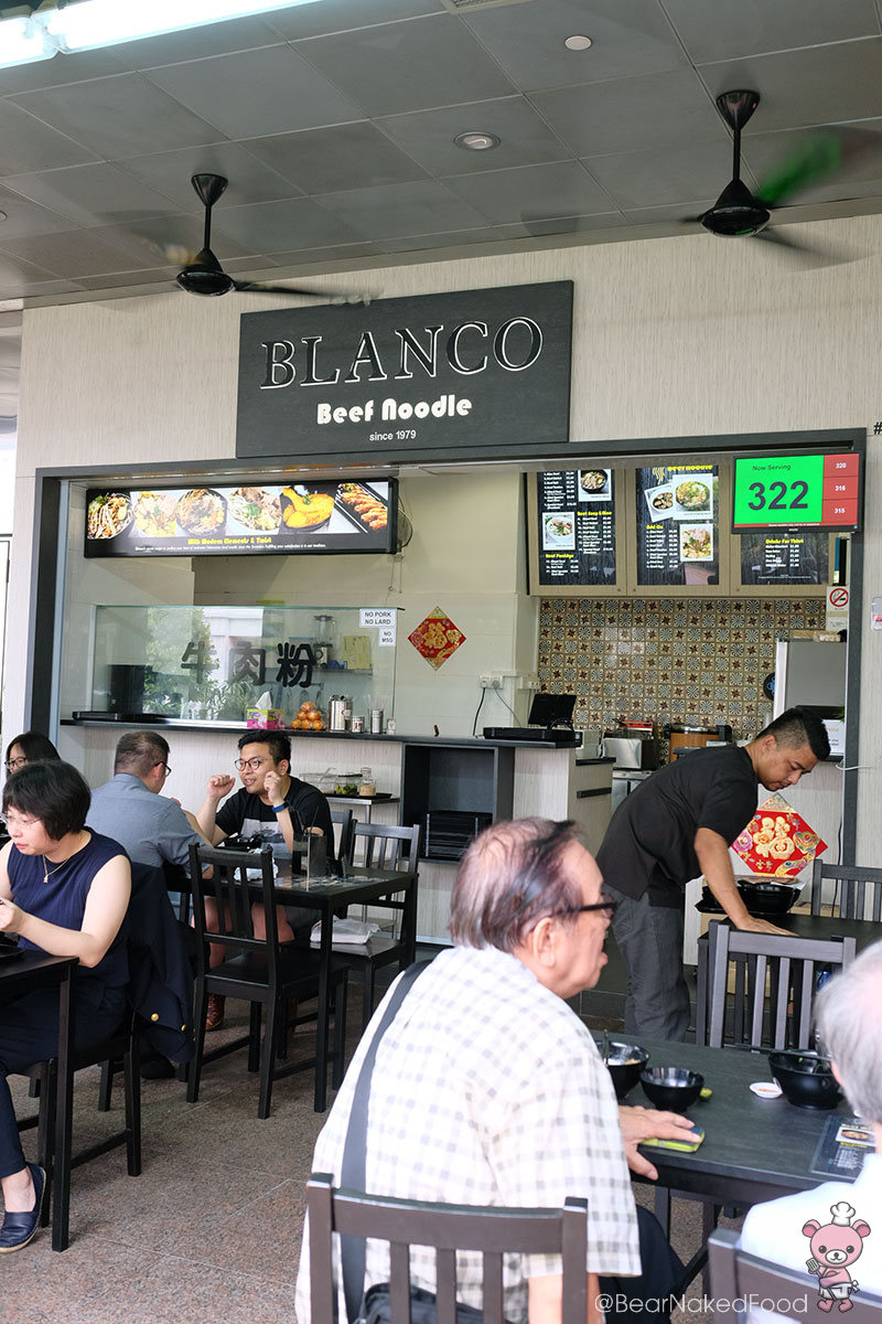 Food Review: Blanco Beef Noodles – the Rebirth of Traditional Hainanese Beef Noodles at North Bridge Road