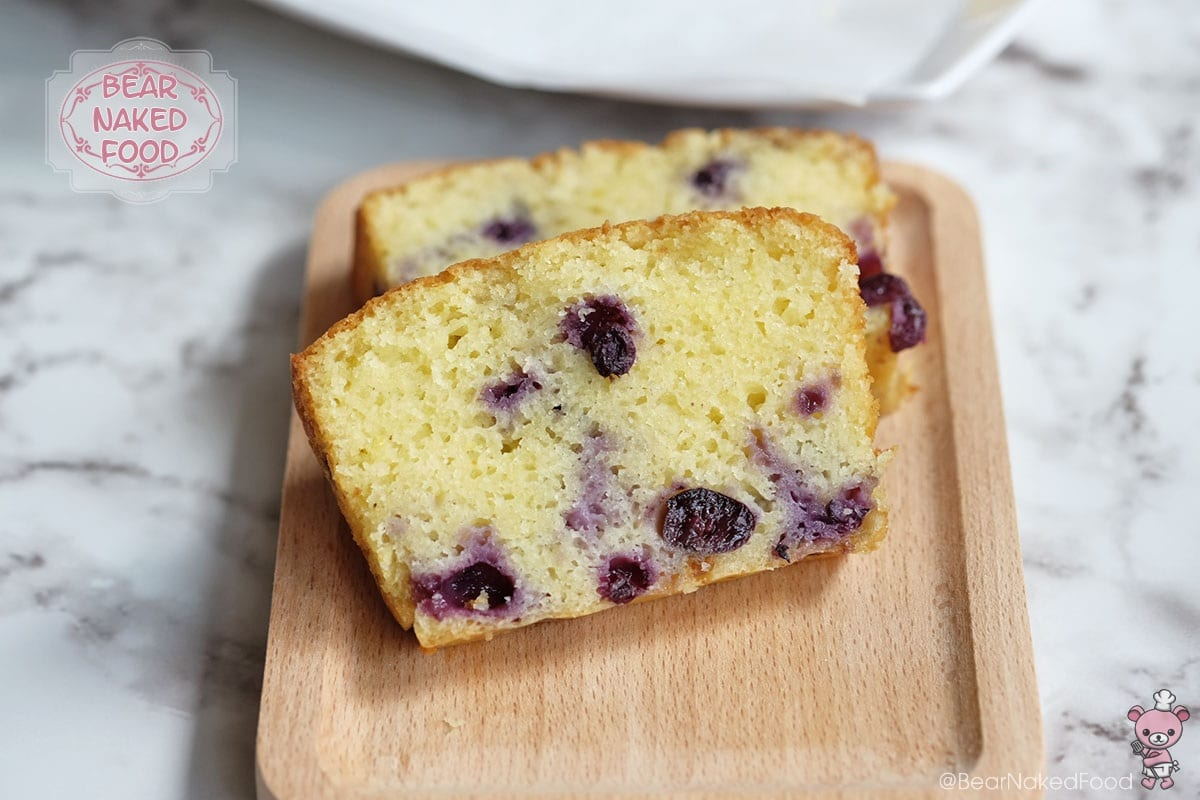 Bear Naked Food Blueberry Lemon Cake
