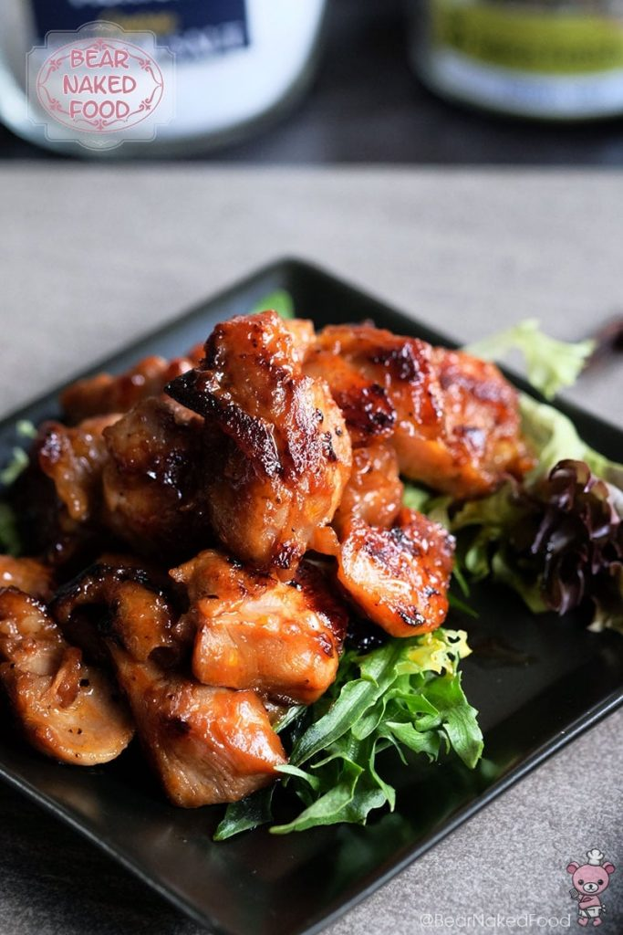 Filipino Style Chicken Barbecue Bear Naked Food