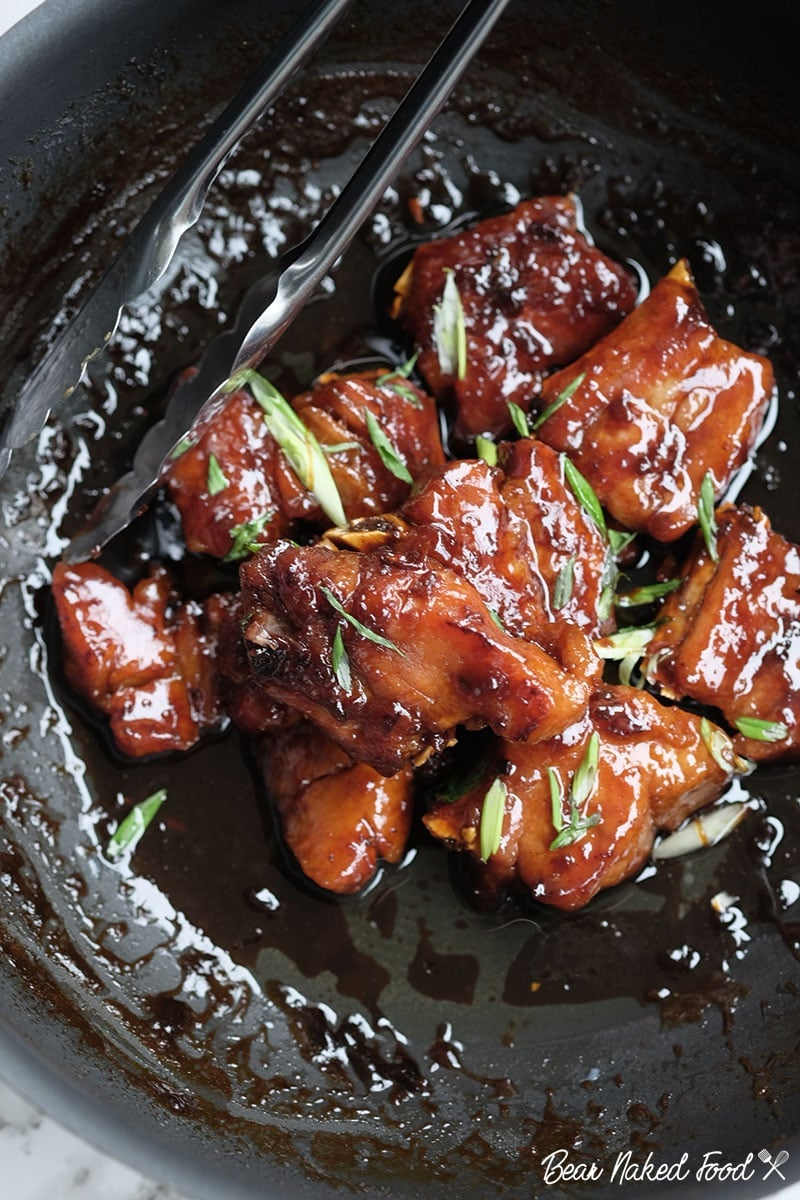 Bear Naked Food Vietnamese Caramelized Pork Ribs