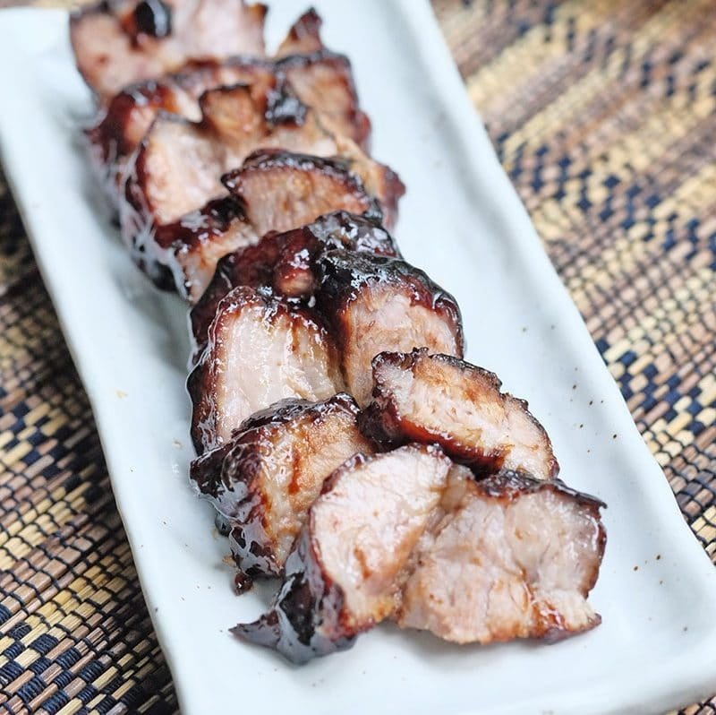 Bear Naked Food Caramelized char siew