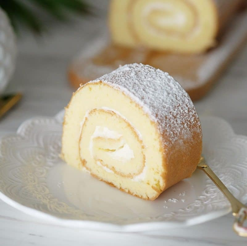 Bear Naked Food Chinese-style swiss roll