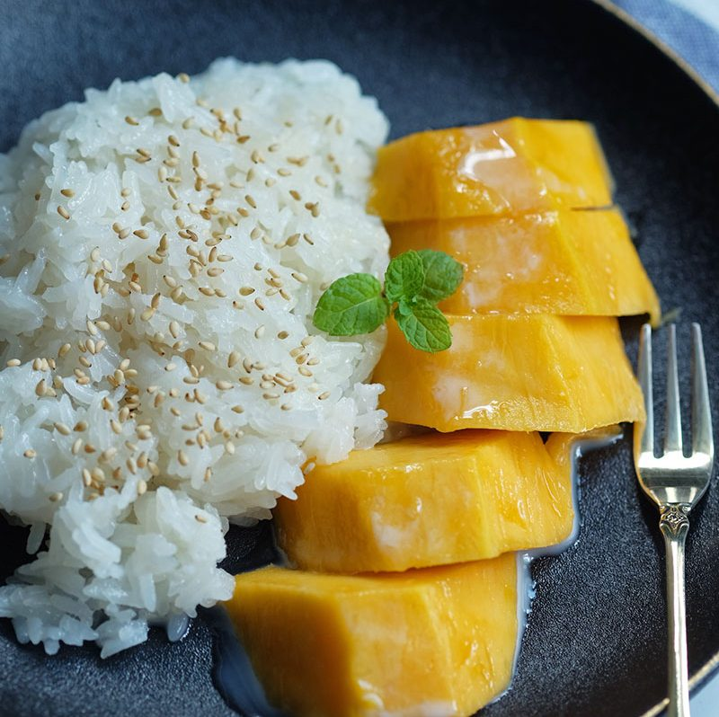 Bear Naked Food Mango Sticky Rice