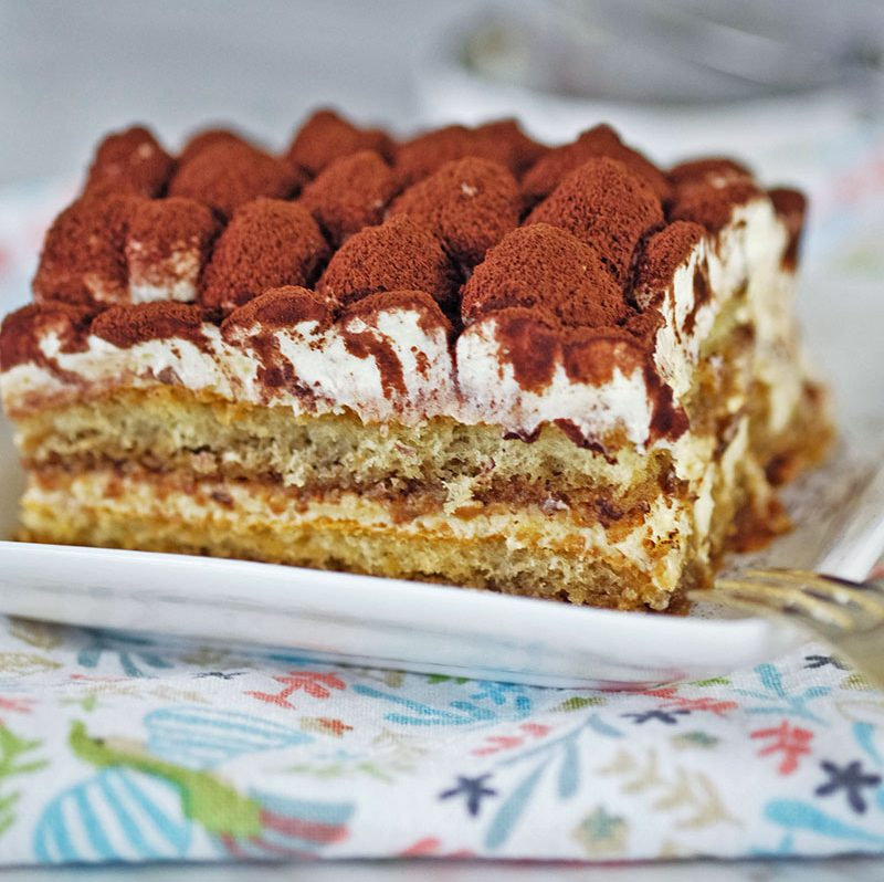Bear Naked Food Classic Tiramisu