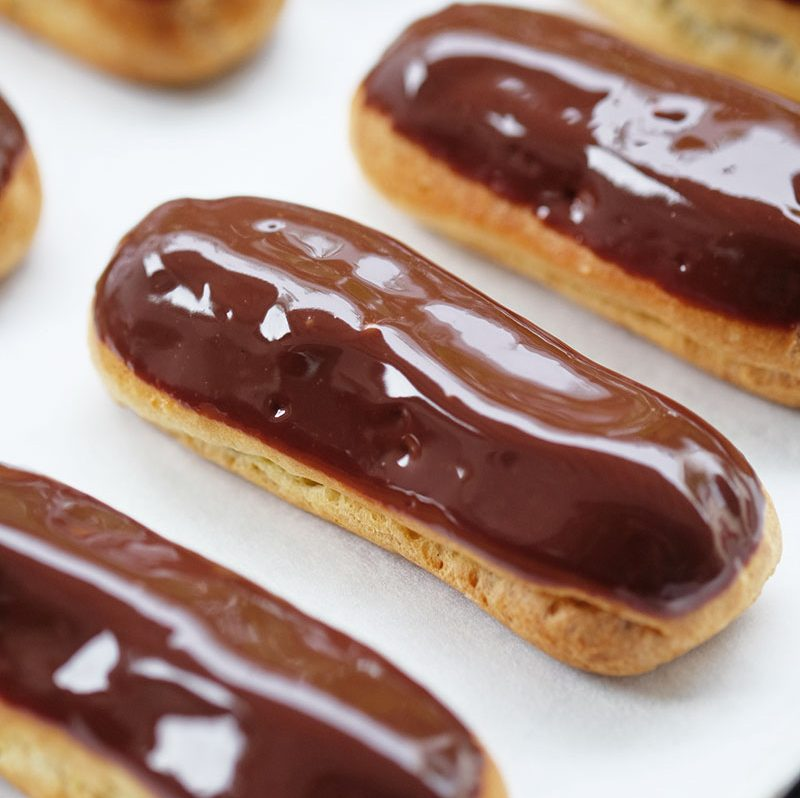Bear Naked Food Best Double Chocolate Eclairs