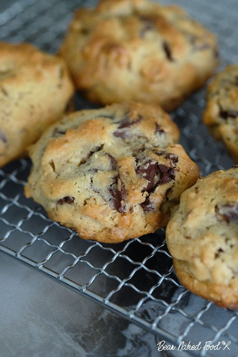 Bear Naked Food The best Levain Bakery Chocolate Chip Cookie